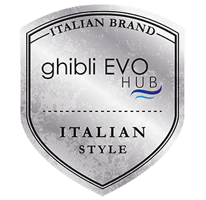 Hair dryer Italian style ghibli evo hub