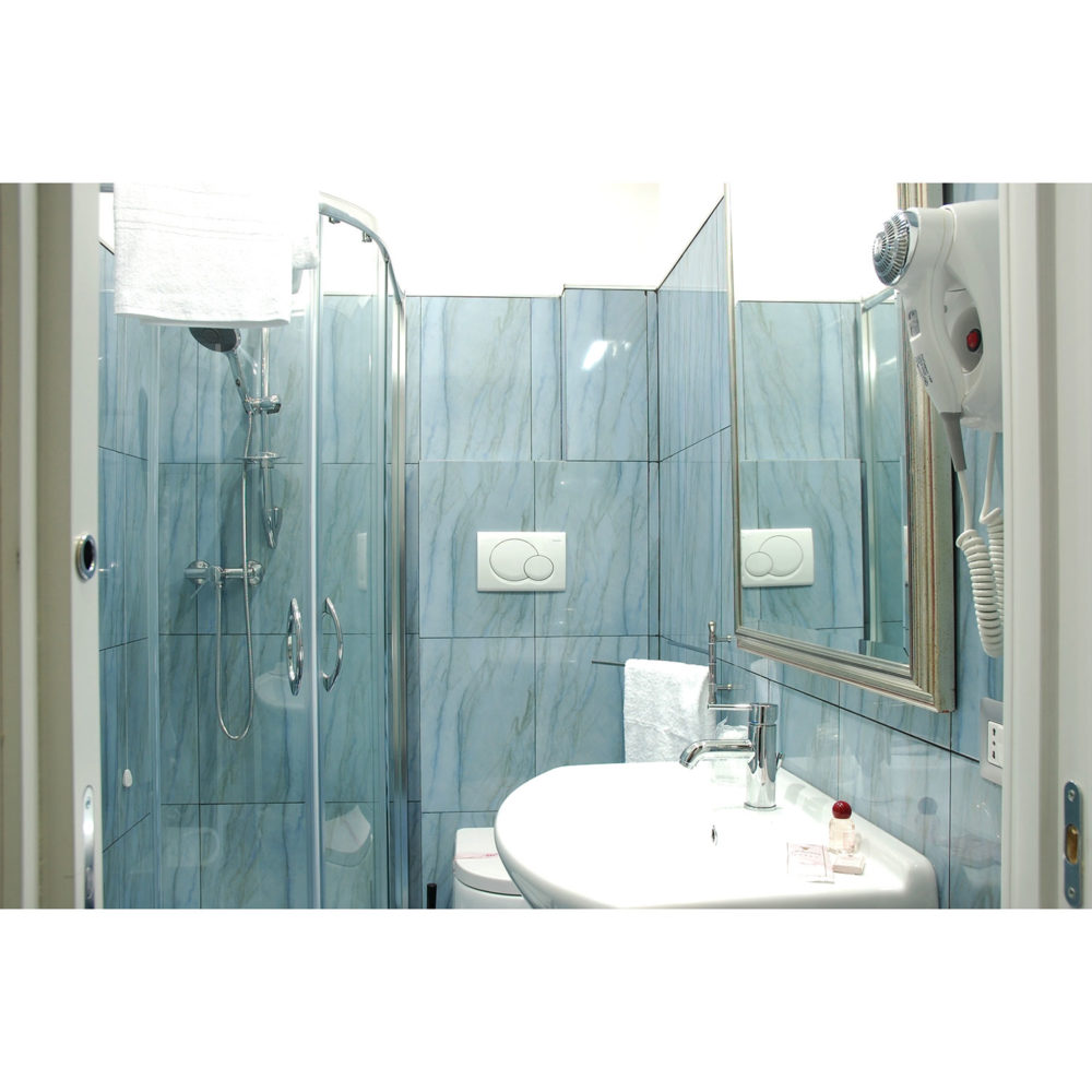 wall-mounted-hair-dryer-for hotel bathroom
